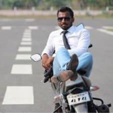Sabari Girish Kullanıcı Profili