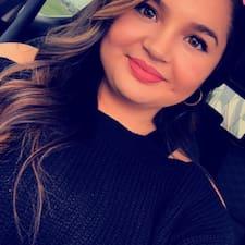 Selena - Uživatelský profil