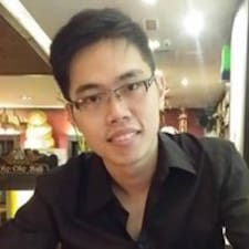 Profil utilisateur de Hong Sheng