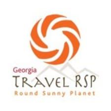 Georgia Travel RSP Brukerprofil