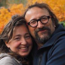 โพรไฟล์ผู้ใช้ Béatrice & Sébastien
