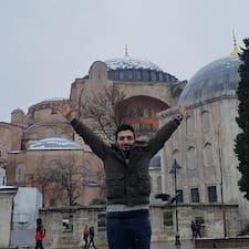 Halil İbrahim felhasználói profilja