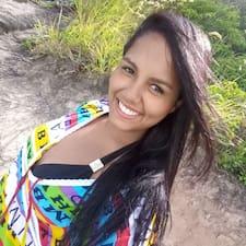 Profilo utente di Géssica Amaral