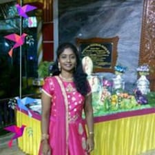Profil utilisateur de Geethanjali