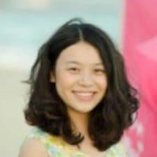 Wei felhasználói profilja