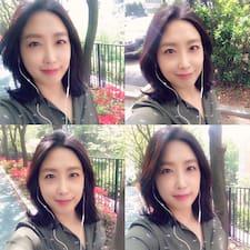 Perfil do utilizador de 정민