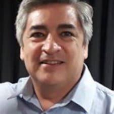 Perfil do utilizador de Raúl Orlando