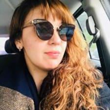 Maria H. Kullanıcı Profili