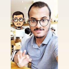 Perfil do usuário de Ismail