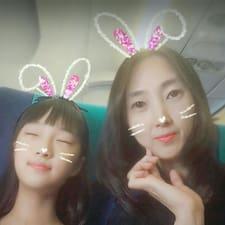 Profil Pengguna Eunjung