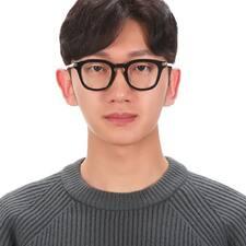 Perfil do utilizador de 윤호