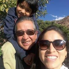Armando & Yessenia felhasználói profilja
