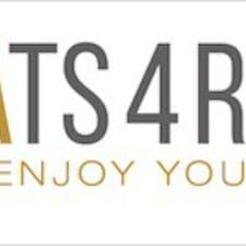 Flats4rent - Uživatelský profil