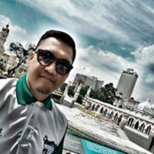 Användarprofil för Mohd Khairuddin