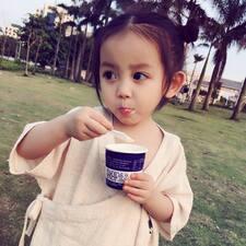 Perfil do usuário de 抒宁