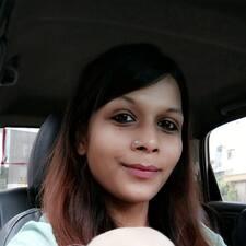 Profil Pengguna Khushboo