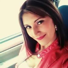 Ana Lilia felhasználói profilja