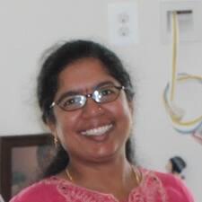 Henkilön Madhuri käyttäjäprofiili