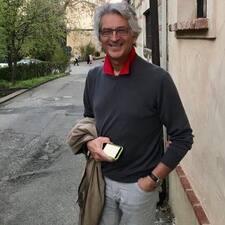 Användarprofil för Guido