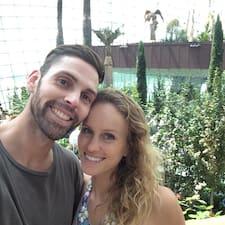 Profil utilisateur de Bernard & Christina