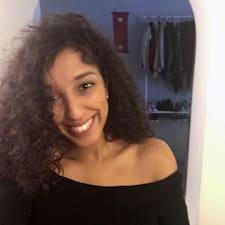 Yasmine felhasználói profilja