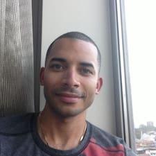 Erick felhasználói profilja