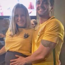 โพรไฟล์ผู้ใช้ Danielle & Rodrigo