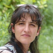 Profil utilisateur de Magali