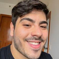 Profilo utente di Luiz Vinícius