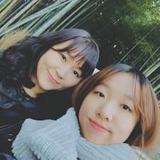 Användarprofil för 윤미