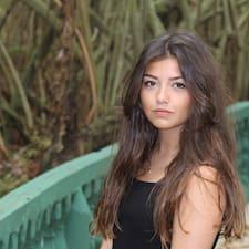 Profil utilisateur de Lélia
