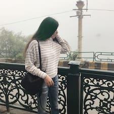 Profil utilisateur de Aliza