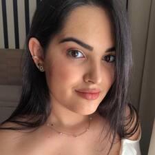 Nathália felhasználói profilja