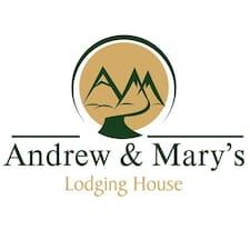 โพรไฟล์ผู้ใช้ Andrew & Mary