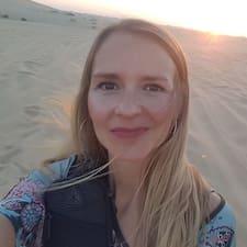 Steffi User Profile