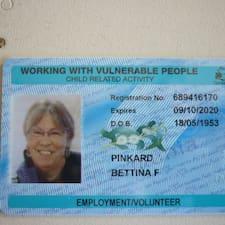 Bettina (Tina) Brugerprofil