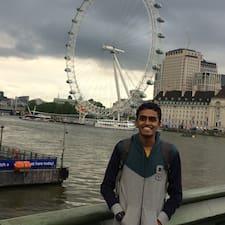 Mithil User Profile