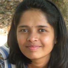 Profil utilisateur de Jayasri