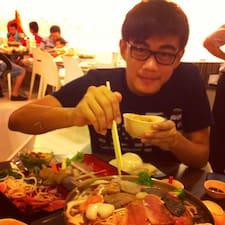 Chuan Hoe - Uživatelský profil