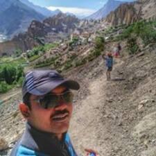 Arjun User Profile