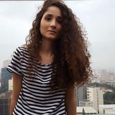 Profilo utente di Tayná Fernanda