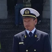 Profil utilisateur de Captain
