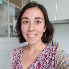 Amalia felhasználói profilja