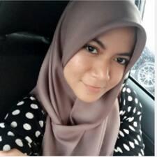 Fadhilah - Uživatelský profil