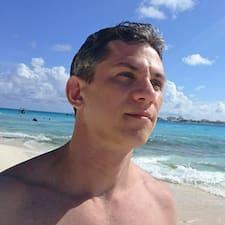 Sanchez - Uživatelský profil