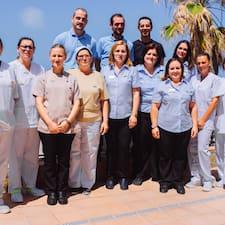 Profil Pengguna Hotel Playa