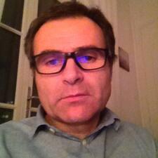 Perfil do utilizador de Jean-Marc