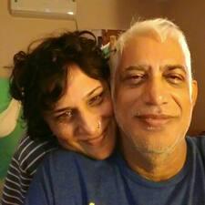 Satya & Rhoda felhasználói profilja