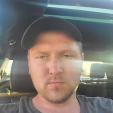 Vladimir felhasználói profilja
