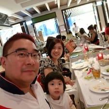 Chi Chung felhasználói profilja